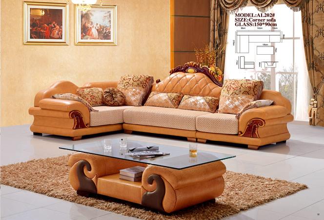 Corner Sofa Al202 Emtab Interiors